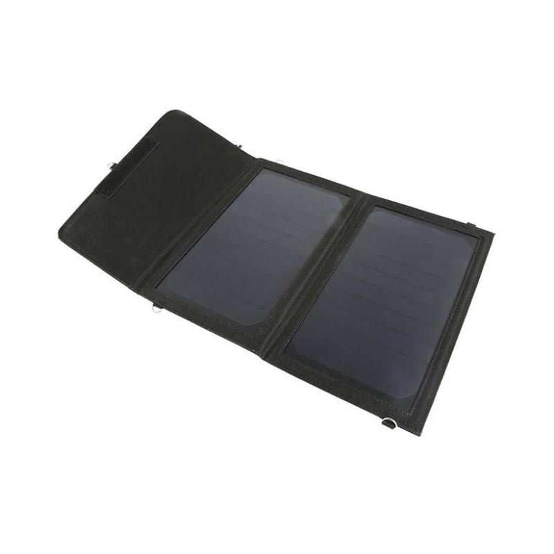leSolarExplorer: foldable solar charger 10W