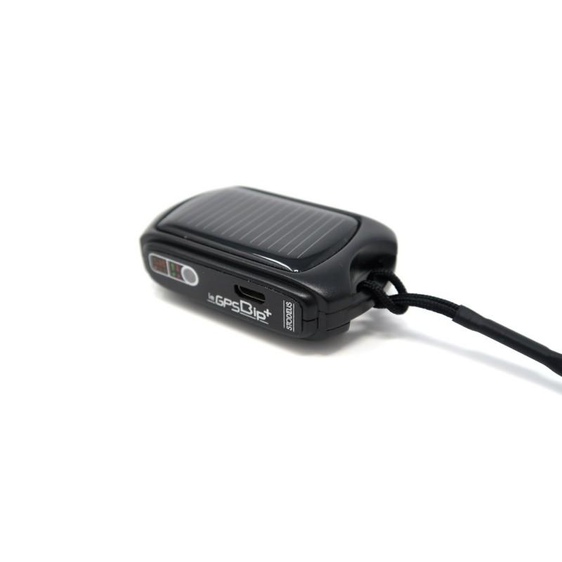 leGPSBip+ : Solar Vocal GPS logger - Zero delay Alti-vario