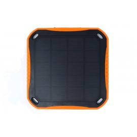 leSolarPad: Solar USB battery