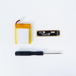BipBip PRO battery replacement kit