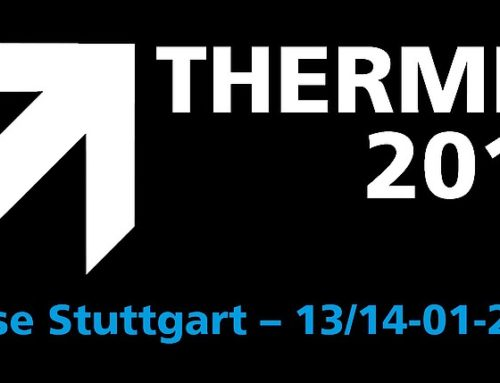 Visit Stodeus booth at Thermik Messe in Stuttgart (Germany)