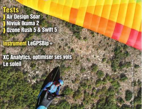 leGPSBip+ complete review in Parapente+